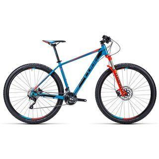 Cube Acid 29 2015, blue/flashred - Mountainbike