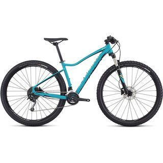 Specialized Jett Comp 29 2017, turq/powder green/black - Mountainbike