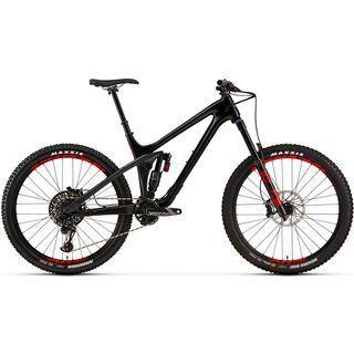 Rocky Mountain Slayer Carbon 70 2019, black/red - Mountainbike