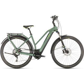Cube Kathmandu Hybrid EXC 625 Trapeze 2020, green´n´green - E-Bike