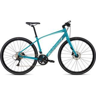 Specialized *** 2. Wahl *** Vita Elite 2017, turquoise/turquoise/red - Fitnessbike    Größe S // 39,5 cm 2017, turquoise/red - Fitnessbike
