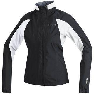 Gore Bike Wear Alp-X Lady Jacket, black/white - Radjacke