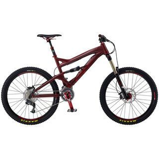 GT Sanction 2.0 2012, Satin Maroon - Mountainbike