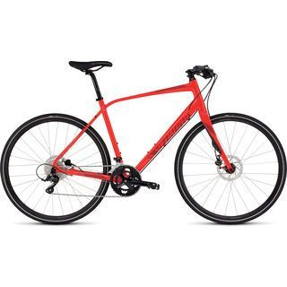 Specialized Sirrus Elite Disc 2016, red - Fitnessbike