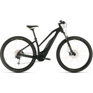 Cube Acid Hybrid ONE 500 29 Trapeze 2020, black´n´green - E-Bike