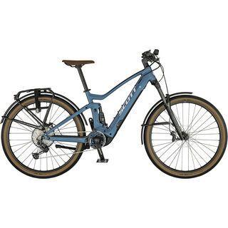 Scott Axis eRide EVO juniper blue 2021