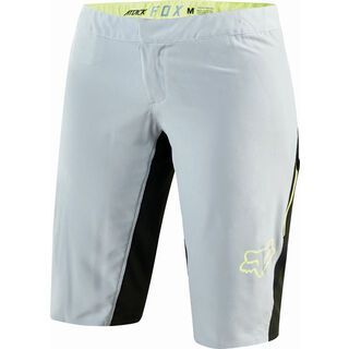 Fox Womens Attack Short with Liner, grey - Radhose