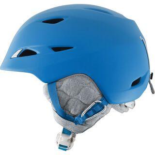 Giro Lure, matte blue jewel - Skihelm