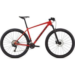 Specialized Chisel Expert 2x 2018, red/black - Mountainbike