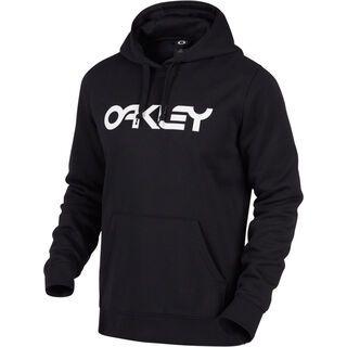 Oakley DWR FP P/O Hoodie, blackout - Fleecehoody