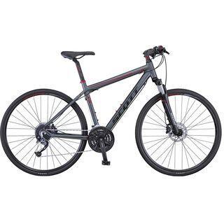 *** 2. Wahl *** Scott Sub Cross 40 Men 2016, anthracite/red - Fitnessbike | Größe M // 48 cm