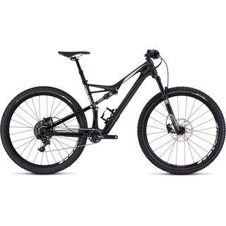 Specialized Camber FSR Comp Carbon 29 2016, carbon/white - Mountainbike