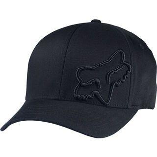 Fox Flex 45 Flexfit Hat, black - Cap
