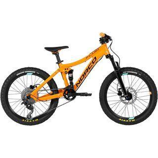 Norco Fluid FS 2.2 2017, orange/black - Kinderfahrrad