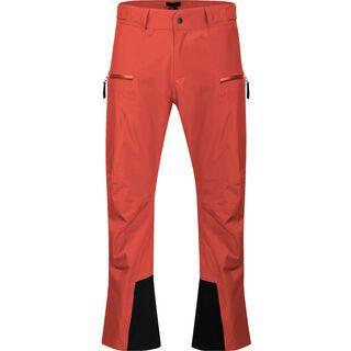 Bergans Stranda Insulated Pants, lava/bright magma - Skihose