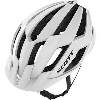 Scott Arx MTB, white matt - Fahrradhelm