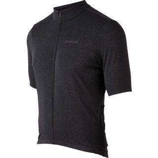 Specialized RBX Merino Shortsleeve Jersey, black - Radtrikot