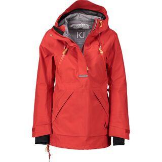 WearColour KJ Jacket, falu red - Snowboardjacke