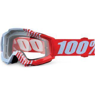 100% Accuri, cupcoy/Lens: clear - MX Brille