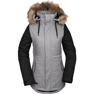 Volcom Fawn Ins Jacket, heather grey - Snowboardjacke