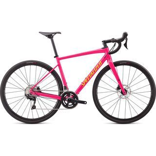 Specialized Diverge E5 Comp 2020, pink/yellow/black - Gravelbike