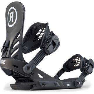 Ride EX 2020, black - Snowboardbindung