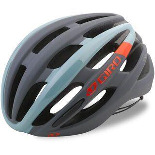 Giro Foray, mat charcoal frost - Fahrradhelm