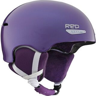 RED Pure, Grape - Snowboardhelm