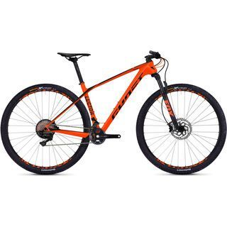 Ghost Lector 4.9 LC 2018, neon orange/black - Mountainbike
