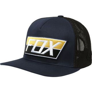 Fox Hellbent 110 Snapback Hat, midnight - Cap