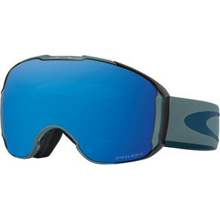 Oakley Airbrake XL inkl. Wechselscheibe, blue shade/Lens: prizm sapphire iridium - Skibrille