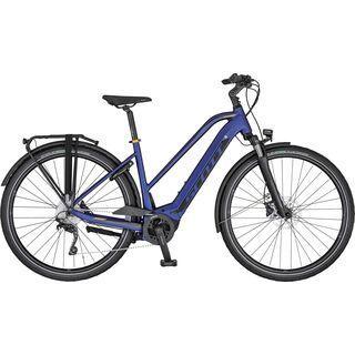 Scott Sub Tour eRide 10 Lady 2020, blue - E-Bike