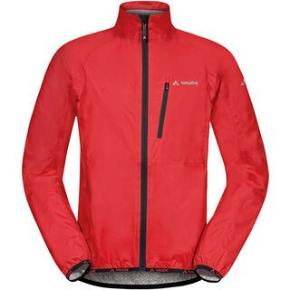 Vaude Men's Drop Jacket III, red - Radjacke