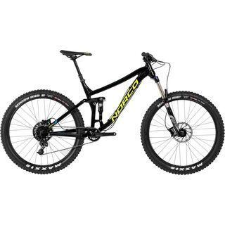 Norco Torrent FS+ 7.2 2017, black/yellow - Mountainbike
