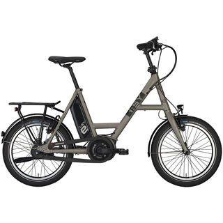 i:SY DrivE S8 2019, platinsilber matt - E-Bike