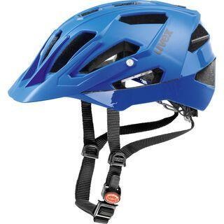 uvex Quatro, blue mat/shiny - Fahrradhelm