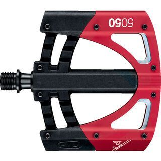 Crank Brothers 5050 3, schwarz/rot - Pedale