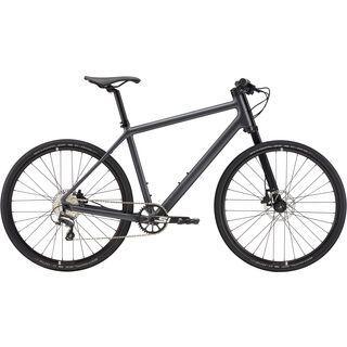 Cannondale Bad Boy 2 2018, black/charcoal gray - Urbanbike
