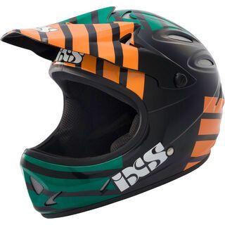 IXS Phobos Smoke, green - Fahrradhelm