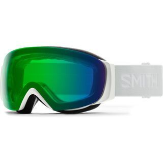 Smith I/O Mag S inkl. WS, white vapor/Lens: cp everyday green mirror - Skibrille