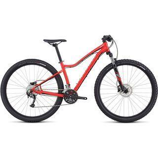 Specialized Jett Sport 29 2017, red/black/turquoise - Mountainbike