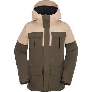 Volcom Alternate Insulated Jacket, teak - Snowboardjacke