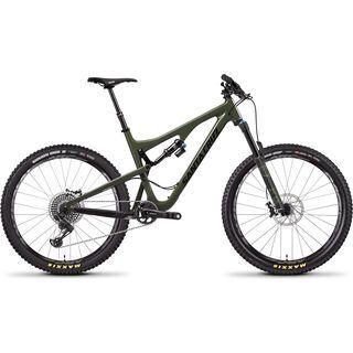 Santa Cruz Bronson CC X01 2018, olive/black - Mountainbike