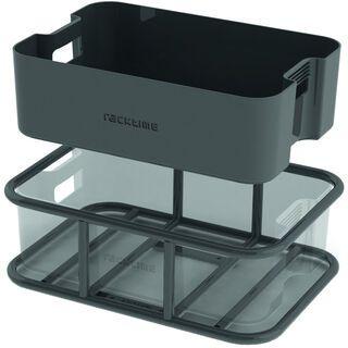 Racktime Box-it, schwarz - Fahrradkorb