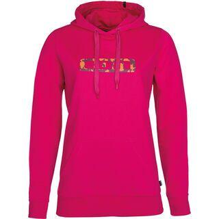 ION Hoody Logo Womens, cerise pink - Hoody