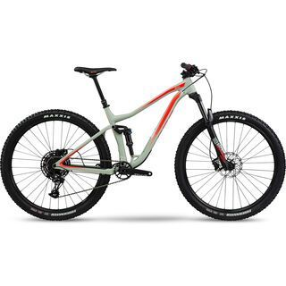 BMC Speedfox 03 One 2020, green sand - Mountainbike