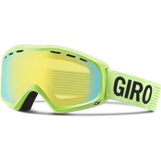 Giro Signal, highlight yellow monotone/loden yellow - Skibrille