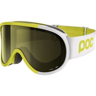 POC Retina Comp inkl. Wechselscheibe, yellow/Lens: smokey yellow - Skibrille