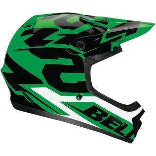Bell Transfer-9, glow green 54 - Fahrradhelm