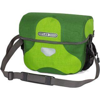 Ortlieb Ultimate Six Plus 7 L - inkl. Halterung, lime-moss green - Lenkertasche